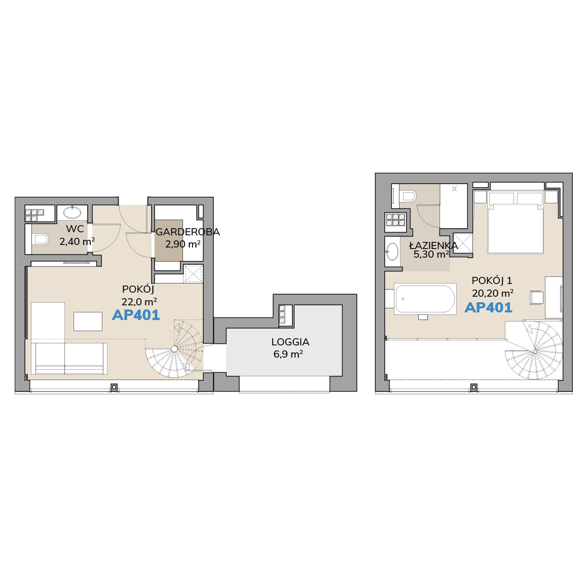 Apartament AP401