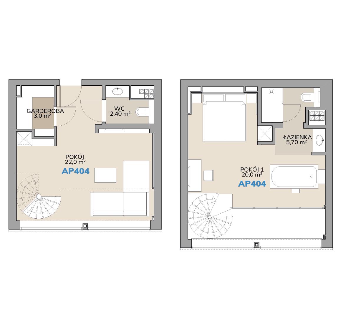 Apartament AP404