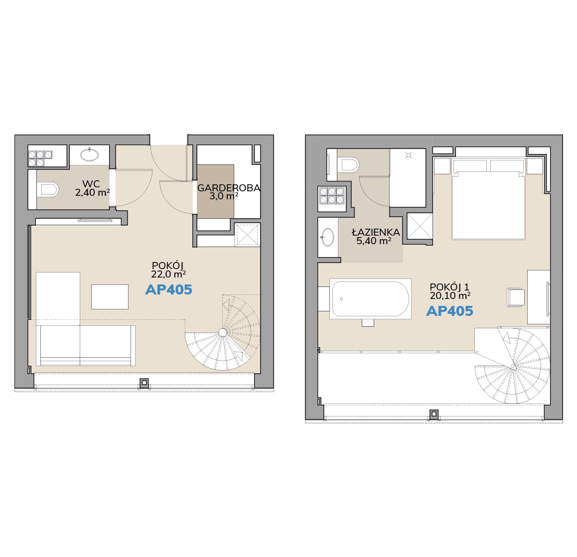 Apartament AP405