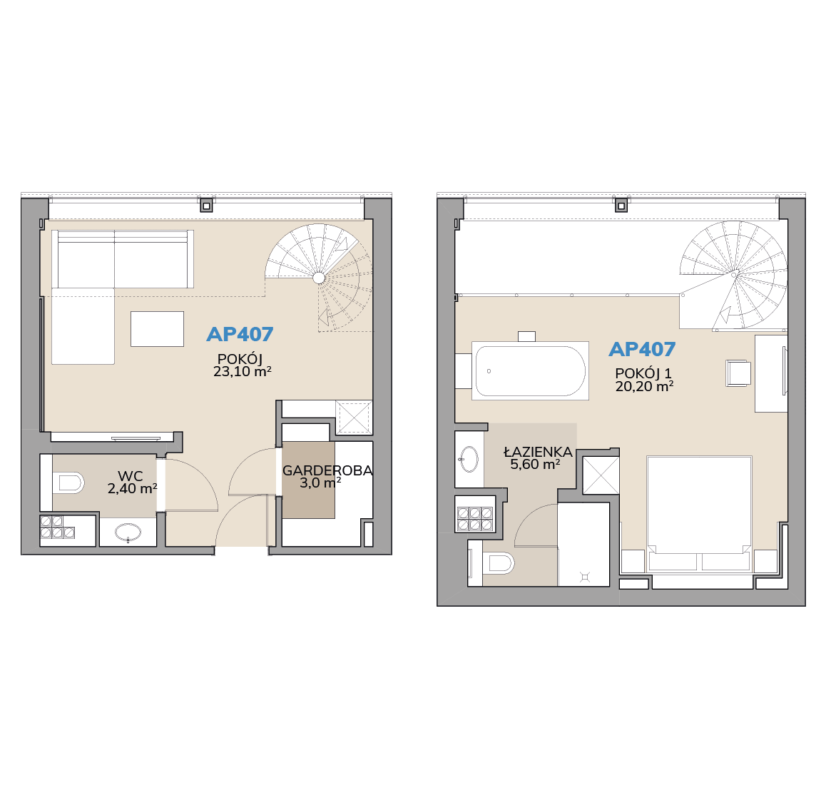 Apartament AP407