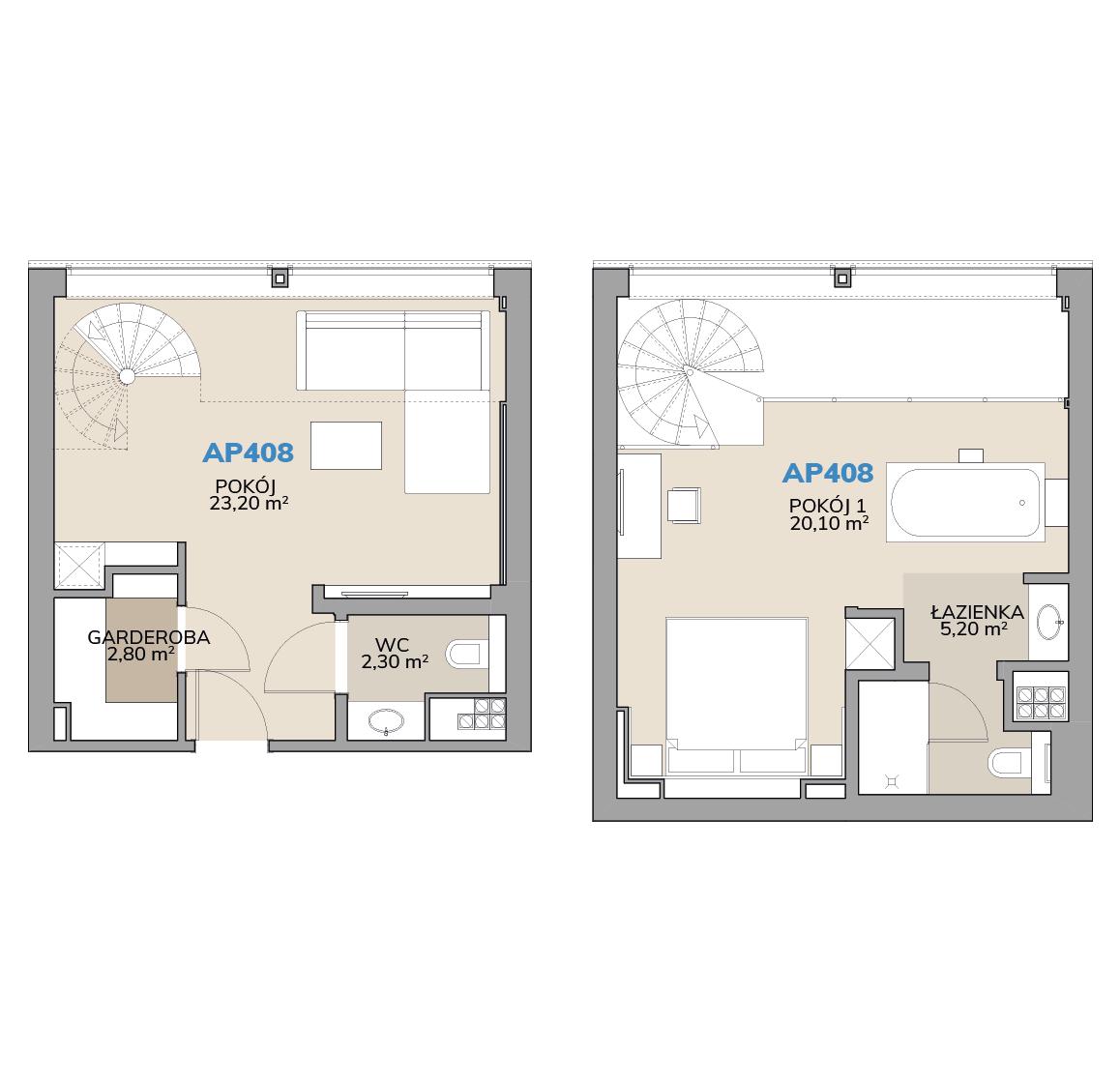 Apartament AP408