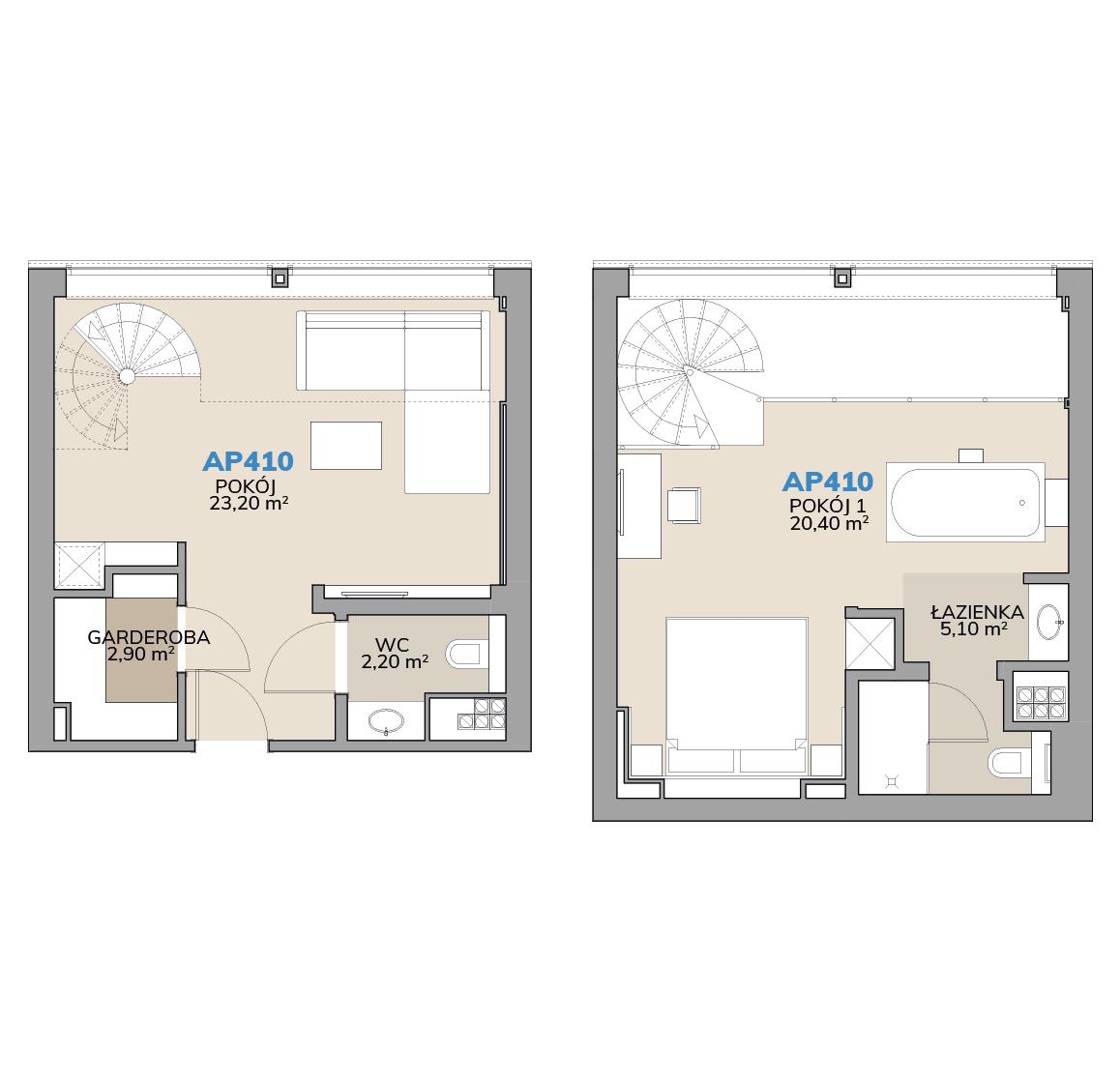 Apartament AP410